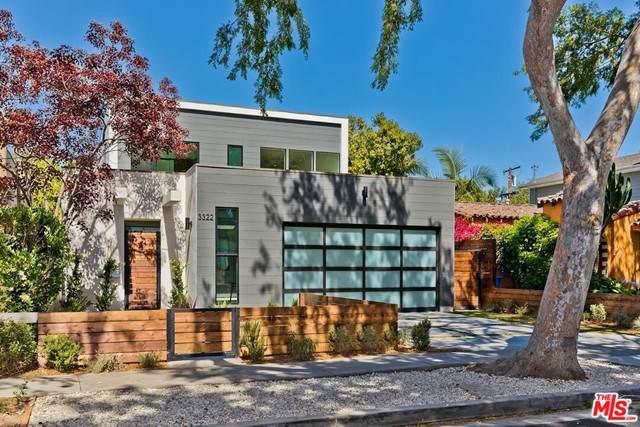 3322 Fay Avenue, Culver City, CA 90232 (#21749536) :: Mint Real Estate