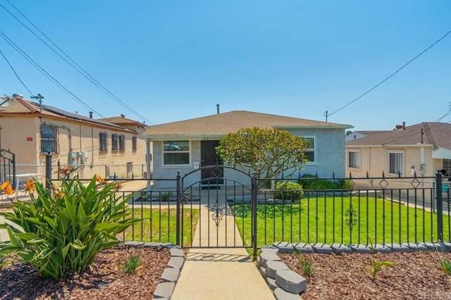 1911 Orange  St, National City, CA 91950 (#PTP2104189) :: Powerhouse Real Estate