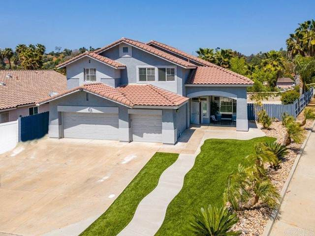 3492 Monique, Spring Valley, CA 91977 (#PTP2104190) :: Realty ONE Group Empire