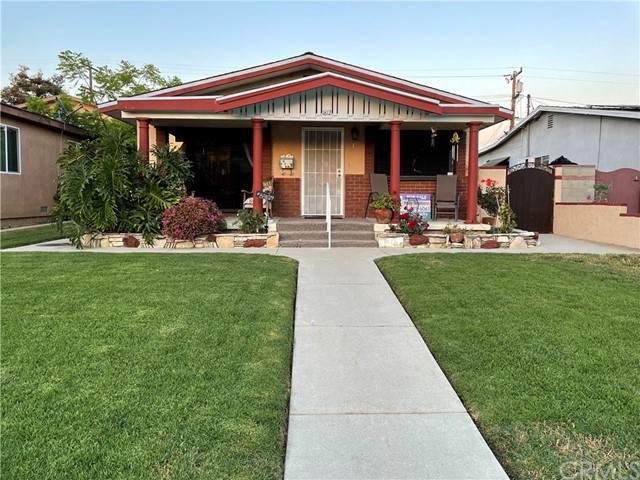 1812 Arlington Ave., Torrance, CA 90501 (#SB21129786) :: Berkshire Hathaway HomeServices California Properties