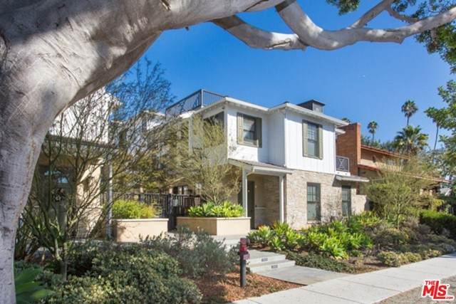 939 20Th Street #2, Santa Monica, CA 90403 (#21749248) :: Plan A Real Estate