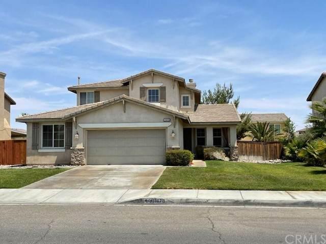 11670 Villa Street, Adelanto, CA 92301 (#CV21130198) :: Amazing Grace Real Estate | Coldwell Banker Realty