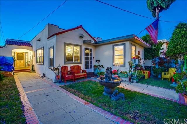 552 W 23rd Street, San Pedro, CA 90731 (#PW21130145) :: Go Gabby