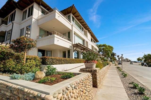 745 Coast Boulevard S 1A, La Jolla, CA 92037 (#NDP2106925) :: Powerhouse Real Estate