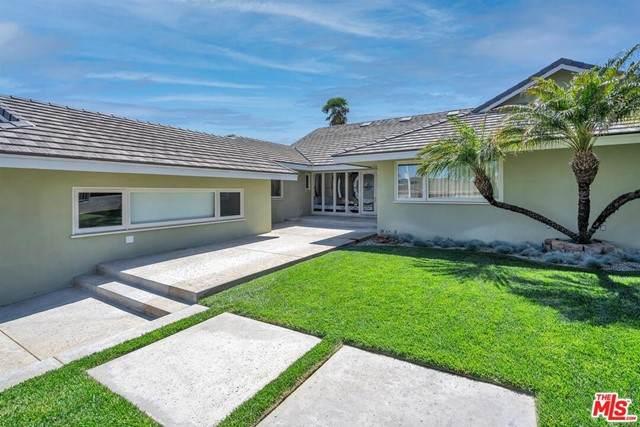 5319 S Sherbourne Drive, Los Angeles (City), CA 90056 (#21748364) :: The Kohler Group