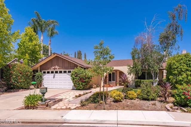 2682 Castillo Circle, Thousand Oaks, CA 91360 (#221003256) :: Doherty Real Estate Group