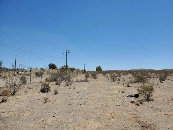 0 Eveshorn Road, Helendale, CA 92342 (#536279) :: Plan A Real Estate
