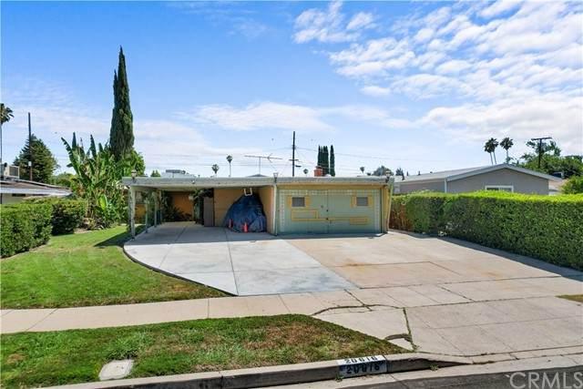 20616 Archwood Street, Winnetka, CA 91306 (#CV21130305) :: Berkshire Hathaway HomeServices California Properties