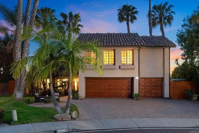 2110 Vuelta Court, Carlsbad, CA 92009 (#NDP2106927) :: Powerhouse Real Estate