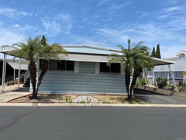1600 E Vista Way #69, Vista, CA 92084 (#NDP2106929) :: Berkshire Hathaway HomeServices California Properties