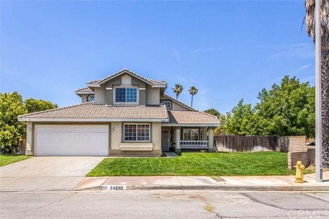 34298 Via Buena Drive, Yucaipa, CA 92399 (#EV21130344) :: RE/MAX Empire Properties
