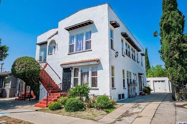 6027 Allston Street, Los Angeles (City), CA 90022 (#320006489) :: Zen Ziejewski and Team