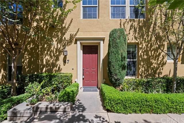 47 Long Meadow #10, Irvine, CA 92620 (#OC21130428) :: Steele Canyon Realty