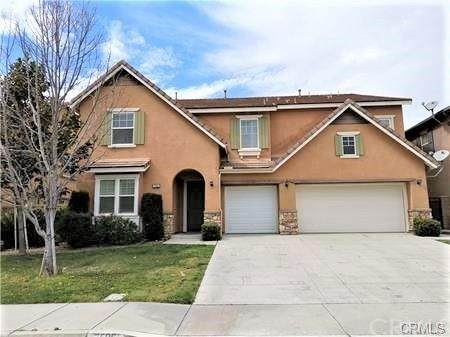 7595 Shadyside Way, Eastvale, CA 92880 (#WS21130134) :: The Costantino Group | Cal American Homes and Realty