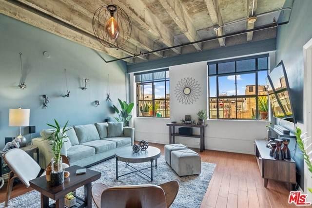 312 W 5th Street #1014, Los Angeles (City), CA 90013 (#21747634) :: Berkshire Hathaway HomeServices California Properties