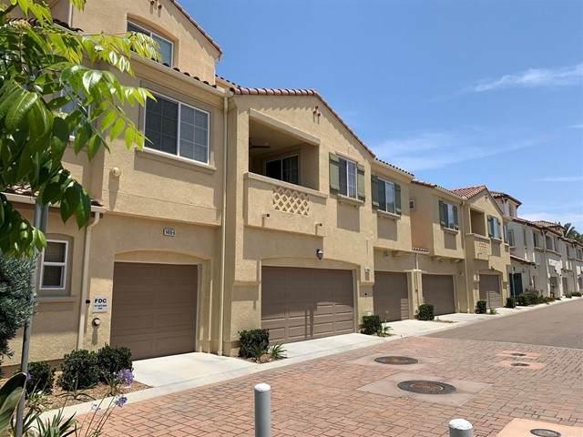 1416 Santa Diana Road #4, Chula Vista, CA 91913 (#PTP2104197) :: Steele Canyon Realty