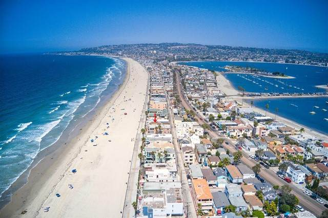 3409 Ocean Front Walk, San Diego, CA 92109 (#210016611) :: Realty ONE Group Empire