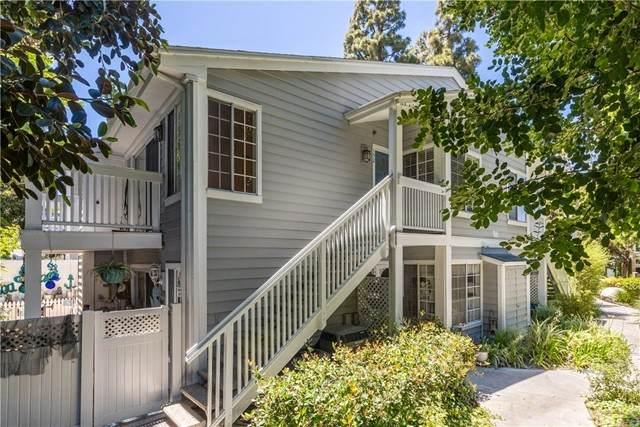 1302 W Park Western Drive #152, San Pedro, CA 90732 (#SB21123971) :: Team Tami