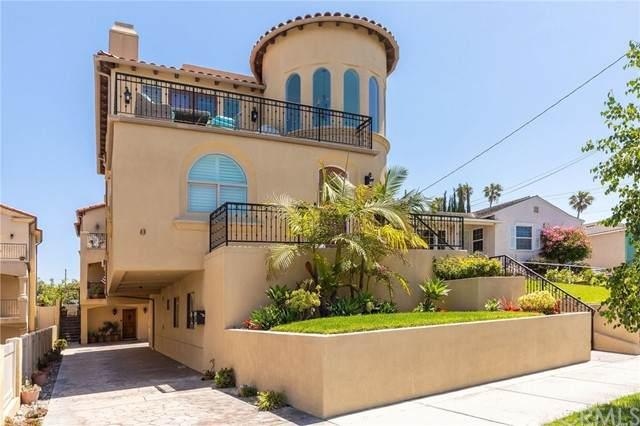 706 N Lucia Avenue B, Redondo Beach, CA 90277 (#SB21127495) :: The Miller Group