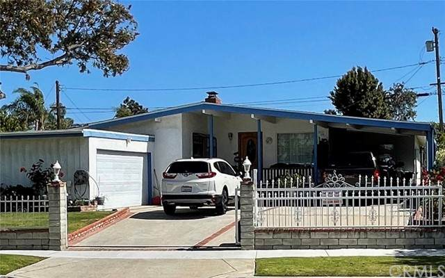 1754 W 242nd Place, Torrance, CA 90501 (#SB21110674) :: Berkshire Hathaway HomeServices California Properties