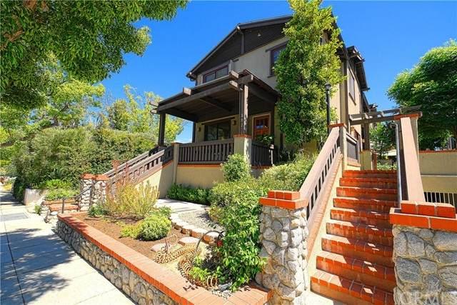 322 Alpine Street #1, Pasadena, CA 91106 (#CV21126719) :: Steele Canyon Realty