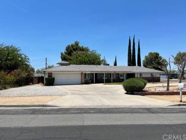 16425 Desert Knoll Drive, Victorville, CA 92395 (MLS #WS21130552) :: Desert Area Homes For Sale
