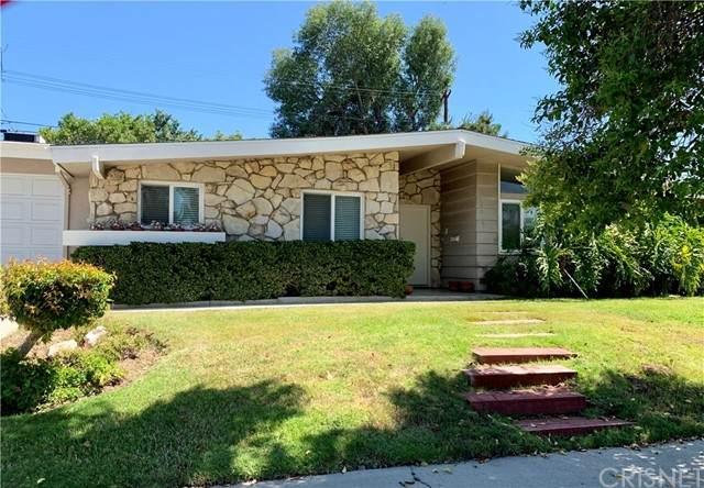23010 Brenford Street, Woodland Hills, CA 91364 (#SR21129486) :: Steele Canyon Realty