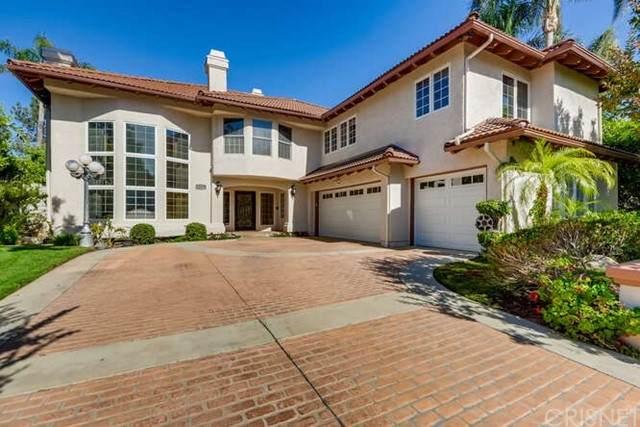 18675 Hillsboro Road, Porter Ranch, CA 91326 (#SR21130565) :: Steele Canyon Realty