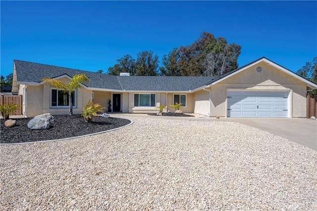 180 Verbena Street, Nipomo, CA 93444 (#PI21130125) :: Steele Canyon Realty