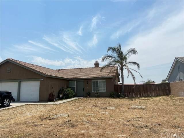 1393 W La Gloria Drive, Rialto, CA 92377 (#DW21131076) :: Zember Realty Group