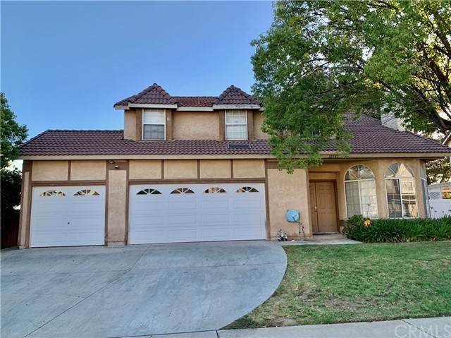 10585 Hill Grass Dr, Moreno Valley, CA 92557 (#TR21127033) :: American Real Estate List & Sell