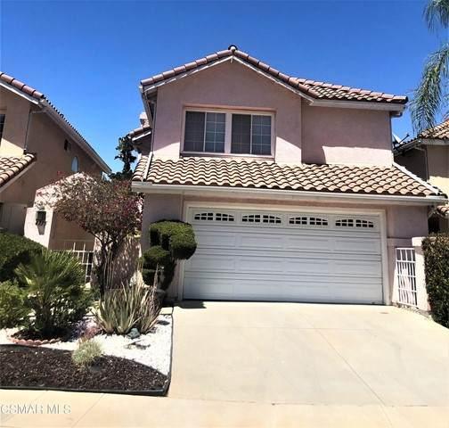 24715 Via Del Llano, Calabasas, CA 91302 (#221003280) :: Zember Realty Group