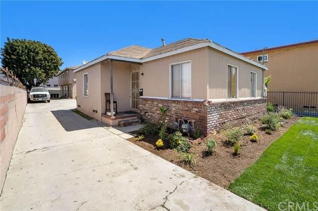 4377 W 142nd Street, Hawthorne, CA 90250 (#SB21130746) :: Bathurst Coastal Properties