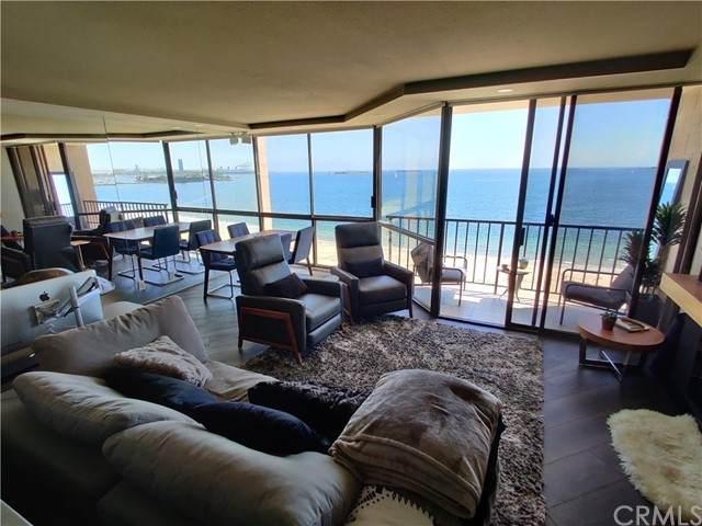1750 E Ocean Boulevard #610, Long Beach, CA 90802 (#OC21130834) :: Zen Ziejewski and Team