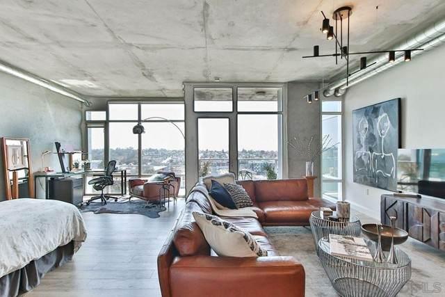 1080 Park #1313, San Diego, CA 92101 (#210016703) :: Powerhouse Real Estate
