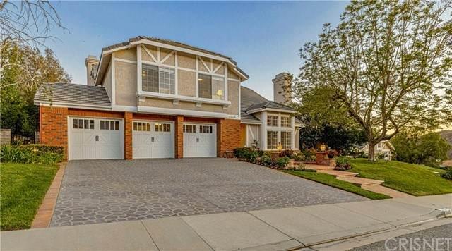 5530 E Napoleon Avenue, Oak Park, CA 91377 (#SR21129850) :: Blake Cory Home Selling Team