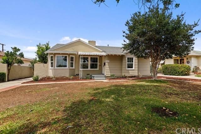 861 W Edna Place, Covina, CA 91722 (#PF21129971) :: RE/MAX Masters
