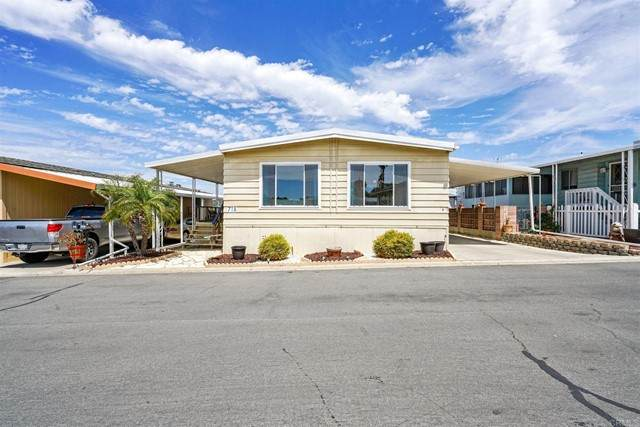 1219 Barham Dr 71A, San Marcos, CA 92078 (#NDP2106968) :: Powerhouse Real Estate