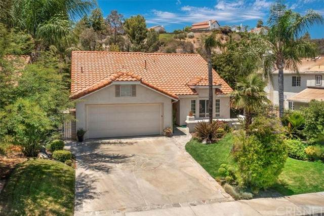 25051 Wintergreen Court, Stevenson Ranch, CA 91381 (#SR21130362) :: American Real Estate List & Sell