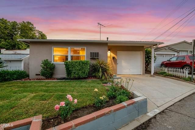 139 Hampden Terrace, Alhambra, CA 91801 (#P1-5264) :: Blake Cory Home Selling Team