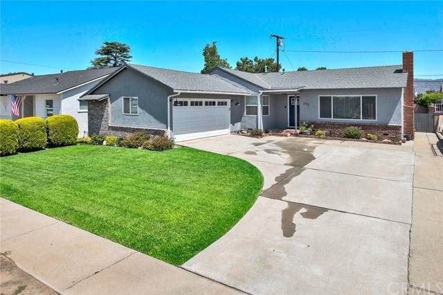 233 E Tudor Street, Covina, CA 91722 (#OC21130821) :: RE/MAX Masters
