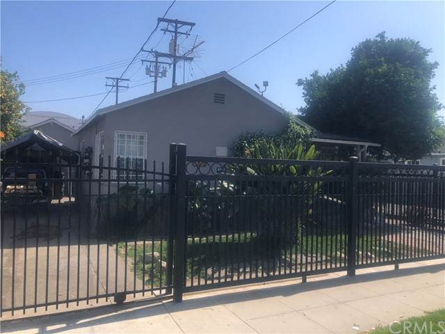 1312 E Kay Street, Compton, CA 90221 (#SW21131269) :: Hart Coastal Group