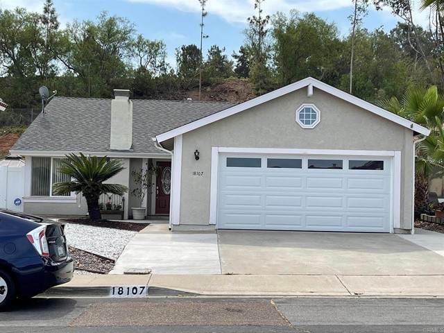 18107 Valladares Dr, San Diego, CA 92127 (#NDP2106973) :: Powerhouse Real Estate