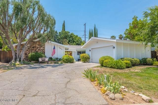 22714 Margarita Drive, Woodland Hills, CA 91364 (#221003287) :: Zen Ziejewski and Team