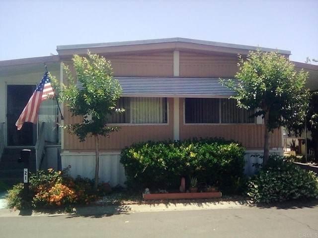 2300 E Valley Pkwy Space 21, Escondido, CA 92027 (#NDP2106977) :: Powerhouse Real Estate