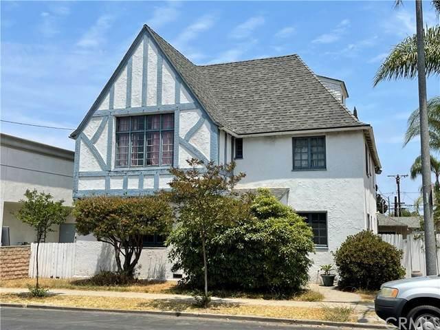 386 Ximeno Avenue, Long Beach, CA 90814 (#PW21131110) :: Team Tami