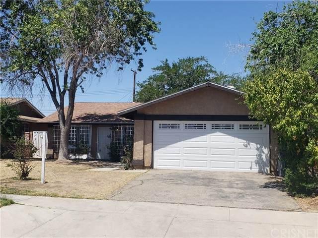 38857 Stanridge Avenue, Palmdale, CA 93550 (#SR21131357) :: The Kohler Group