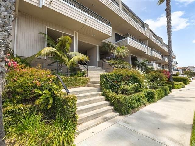 700 Esplanade #21, Redondo Beach, CA 90277 (#SB21129087) :: The Miller Group