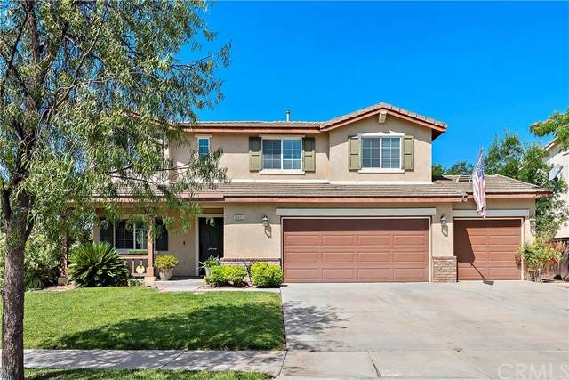 33613 Mint Avenue, Murrieta, CA 92563 (#SW21129564) :: RE/MAX Empire Properties