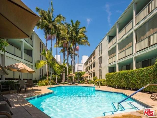 850 N Kings Road #102, West Hollywood, CA 90069 (#21750182) :: Mint Real Estate